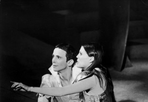 Joel Grey and Ann Reinking (