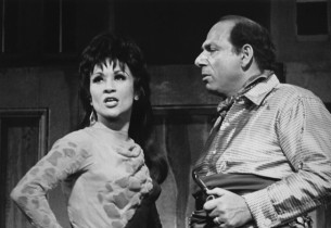 Chita Rivera and Herschel Bernardi