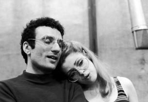 Joseph Sicari and Bernadette Peters (Photo: Sandy Speiser)