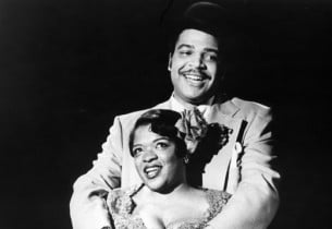 Nell Carter and Ken Page