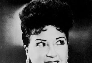 Ethel Merman (Photo: Slim Aarons)
