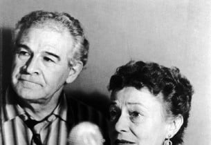 Cameron Prud'homme and Thelma Ritter