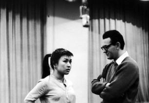 Pat Suzuki and Larry Blyden
