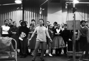 Pat Suzuki and cast