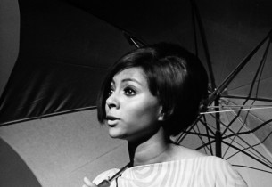 Leslie Uggams (Photo: Friedman-Abeles, from the Didier C. Deutsch collection)