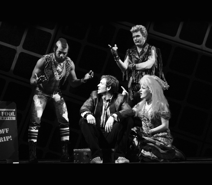 Cast Of Wedding Singer: The Official Masterworks Broadway Site