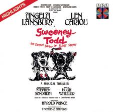 Sweeney Todd (Highlights) – Original Broadway Cast 1979