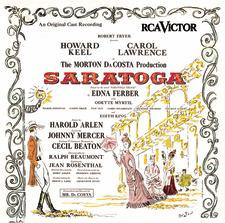 Saratoga – Original Cast Recording 1959