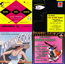 In Remembrance of Cole Porter Spotify Playlist #MusicalMonday