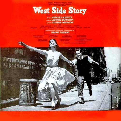 west side story romeo Both romeo and juliet and westside story are centered around conflicts of  young people the adults seemed alienated from the needs of the youths and are .