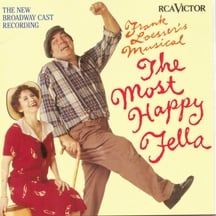 Most Happy Fella – The New Broadway Cast Recording 1992