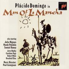 Man of La Mancha – Studio Cast Recording 1996