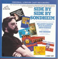 Side by Side by Sondheim – Original London Cast Recording 1976