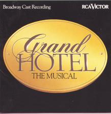 Grand Hotel – Original Broadway Cast Recording 1989