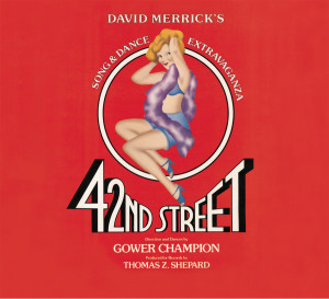 42nd Street - Original Broadway Cast Recording