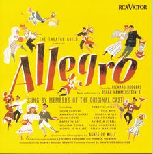 Allegro – 1947 Original Cast Recording