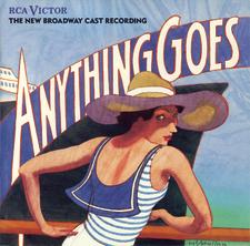 Anything Goes – Broadway Revival 1987