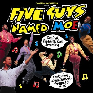 Five Guys Named Moe – 1992