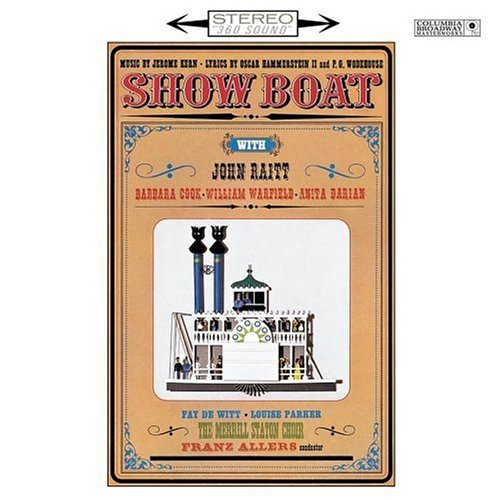 Show Boat – Studio Cast Recording 1962