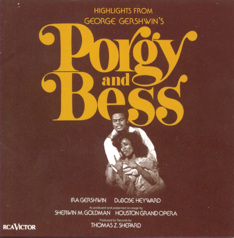 Porgy And Bess (Highlights) – Houston Grand Opera 1976