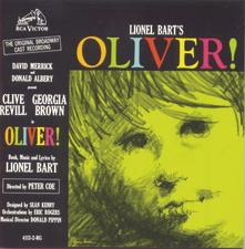 Oliver! – Original Broadway Cast Recording 1963