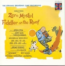Fiddler On The Roof – Original Broadway Cast 1964