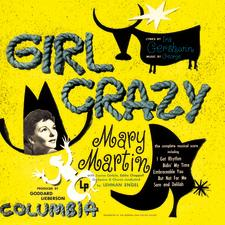 Girl Crazy - Studio Cast Album 1952