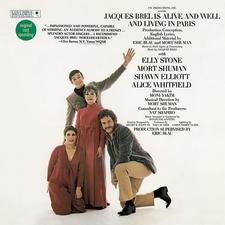 Jacques Brel Is Alive and Well and Living in Paris – Original Off-Broadway Cast Recording 1968
