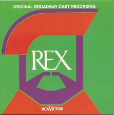 Rex – Original Broadway Cast Recording 1978