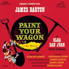 Paint Your Wagon – Original Broadway Cast Recording 1951