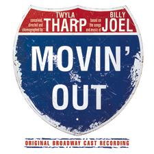 Movin' Out – Original Broadway Cast Recording 2002