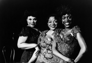 Armelia McQueen, Nell Carter and Charlaine Woodard