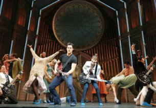 Joe Cooper Ford >> All Shook Up – Original Broadway Cast Recording 2005 | The Official Masterworks Broadway Site