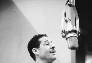 Don Ameche (Photo: Don Hunstein)