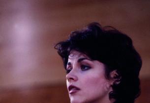 Christine Andreas (Photo: Henri Dauman)