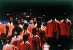 Betty Buckley & The Boys Choir Of Harlem (Photo: Steve Sherman)