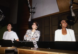 Karen Ziemba, Karen Mason, Brenda Pressley