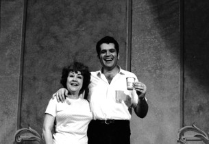 Ethel Merman & Bruce Yarnell