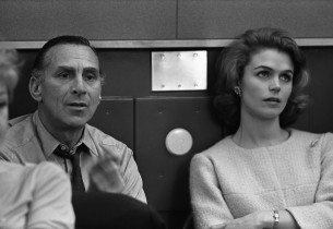 Goddard Lieberson and Lee Remick (Photo: Don Hunstein)