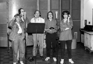 L to R: Joy Franz, John Jellison, William Parry, Marcus Olson and Lyn Greene