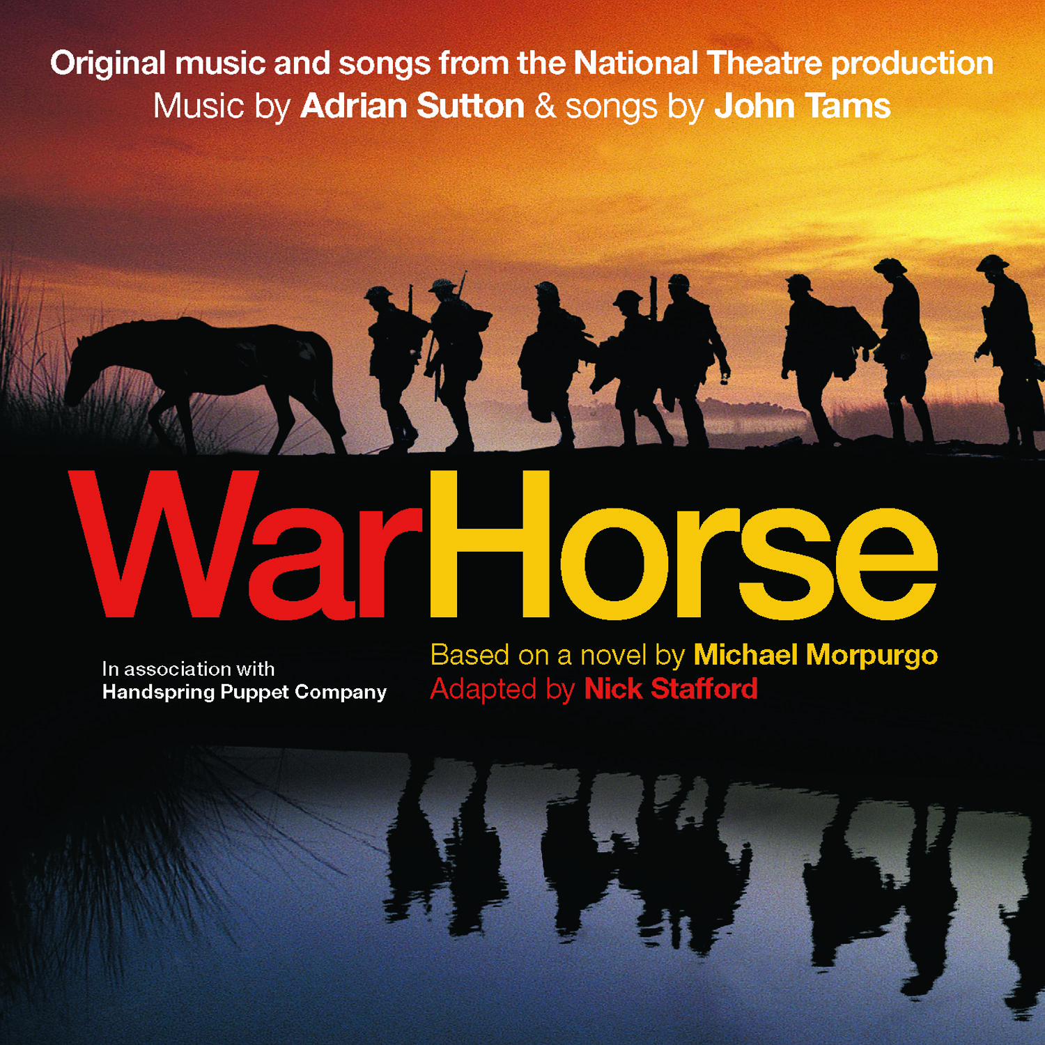 War Horse – National Theatre London 2008