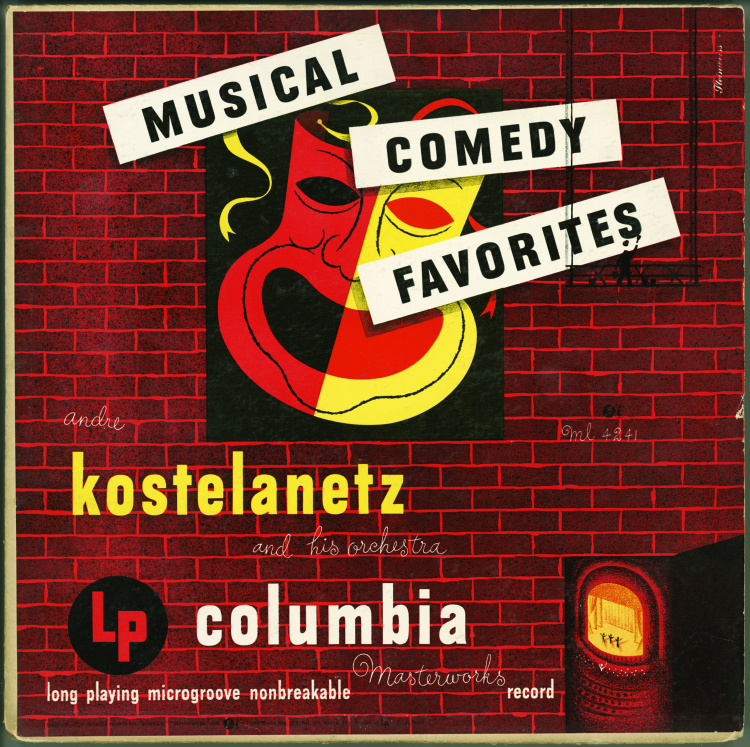 Andre Kostelanetz Musical Comedy Favorites
