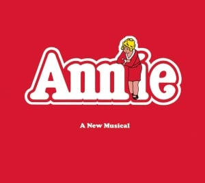 Annie Movie Soundtrack Out Now! Hear A Free Stream of the Original Cast Album at Masterworks Broadway