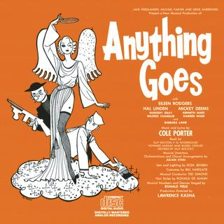 Anything Goes – 1962 Broadway Revival Cast