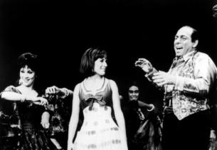 Chita Rivera, Nancy Dussault and Herschel Bernardi