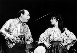 Herschel Bernardi and Chita Rivera
