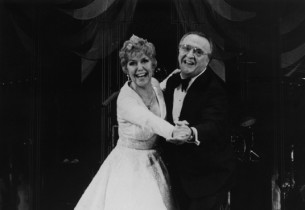 Dorothy Loudon and Vincent Gardenia on the dance floor