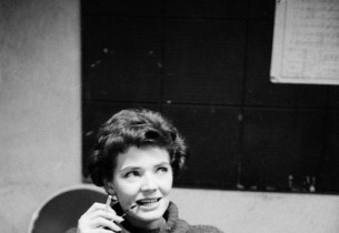 Polly Bergen (Photo:Russell)