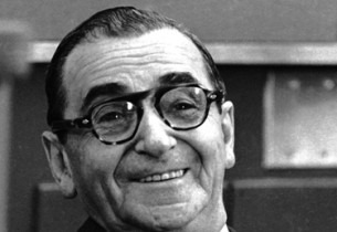 Composer Irving Berlin