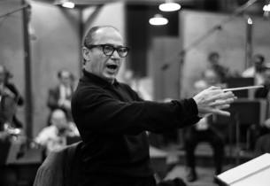 The show's music director, Jay Blackton (Photo:Don Hunstein)